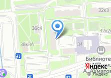 Компания «Наследники» на карте