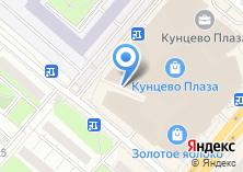 Компания «Строящееся административное здание по ул. Ярцевская» на карте