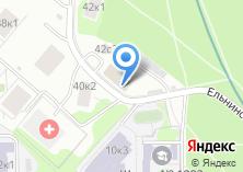 Компания «Управа района Кунцево» на карте