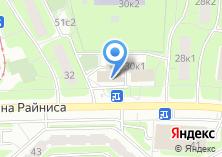 Компания «Прищепка» на карте