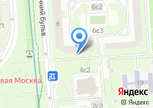 Компания «Нотариус Бекташева М.А» на карте