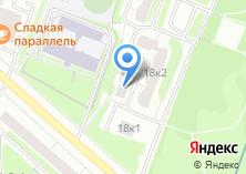 Компания «Инженерная служба района Строгино» на карте
