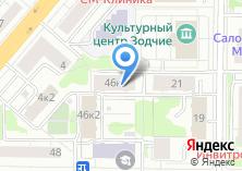 Компания «Центральное казачье войско» на карте