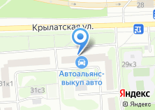Компания «АВТОВЫКУП» на карте
