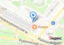 Компания «Гаражно-строительный кооператив №1» на карте