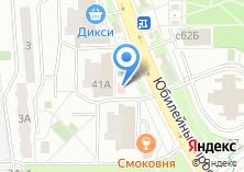 Компания «03» на карте
