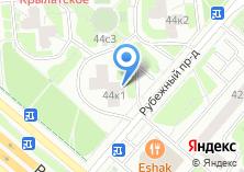 Компания «Жилищник района Крылатское» на карте