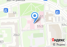 Компания «Городская поликлиника №195» на карте