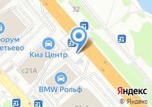 Компания «SlavaService» на карте
