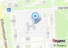 Компания «Детский сад №40 Ритм» на карте