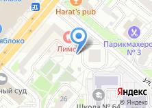 Компания «Строящийся жилой дом по ул. Ярцевская» на карте