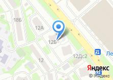 Компания «BSN-shop» на карте
