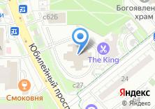 Компания «ЮРИСТ» на карте