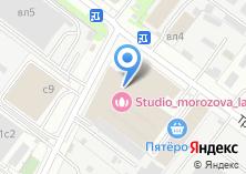 Компания «Опадирис» на карте