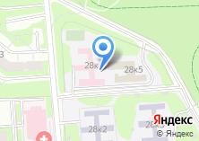 Компания «Санаторный детский дом №17 для детей-сирот и детей» на карте