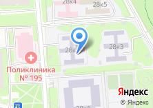 Компания «Детский сад №1676» на карте