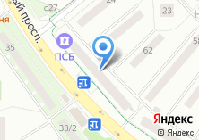 Компания «Меховое ателье Марии Щукиной» на карте