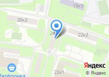 Компания «ОДС Инженерная служба района Северное Тушино» на карте
