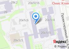 Компания «ИНДЛАК» на карте