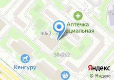 Компания «ВИНС» на карте