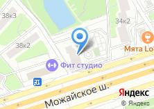Компания «ДорХан-Москва» на карте
