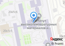 Компания «РХТУ» на карте