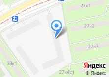 Компания «Московское Общество Сестер Милосердия» на карте