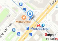 Компания «Джувилюкс» на карте
