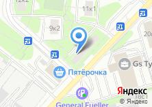 Компания «САГИ-Блюз» на карте