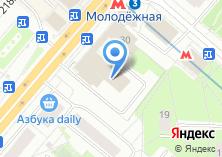Компания «Kompremmolod» на карте