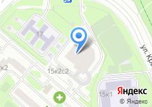 Компания «Шинтек» на карте