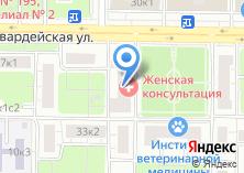 Компания «Мастерская-ателье» на карте