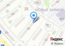 Компания «GMT» на карте