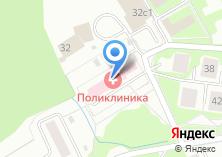 Компания «Краснополянское поликлиническое отделение» на карте