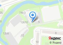 Компания «АСС-2000» на карте