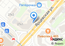 Компания «Игла» на карте