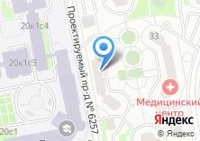 Компания «АНД. Сетевые решения» на карте