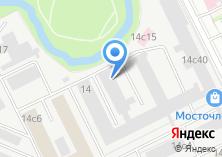 Компания «Инвест Комплект» на карте