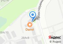 Компания «Транзит Сервис» на карте