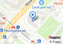 Компания «Эксплуатация» на карте