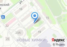 Компания «Меджик Флайт» на карте