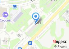 Компания «Electro Genius» на карте