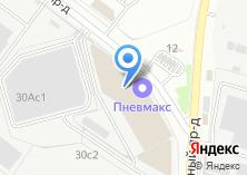 Компания «LMF» на карте
