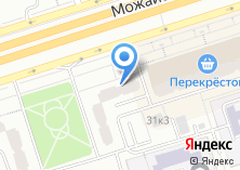 Компания «Нотариус Макарова О.А» на карте
