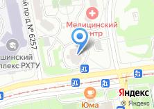 Компания «Кдо-Центр» на карте