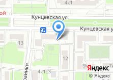 Компания «Варежка» на карте