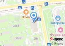 Компания «Библиотека №216» на карте