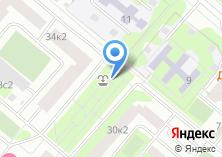 Компания «Автостоянка на Рублевском шоссе» на карте