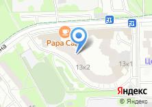 Компания «Лев-аудит» на карте