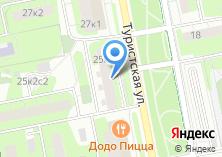 Компания «СЕВЕКС» на карте